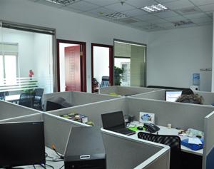 易博仕公司办公室