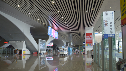 广州南站汽车站
