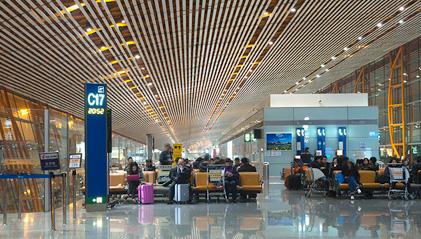 广东某某机场
