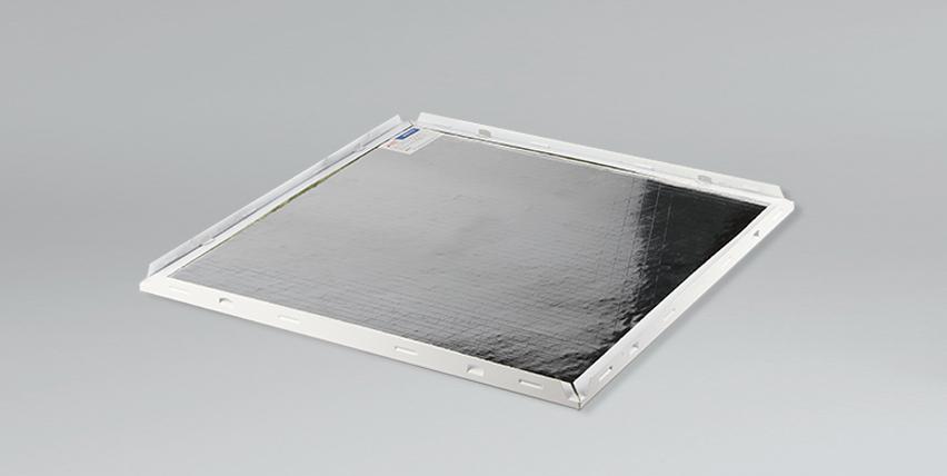 铝矿棉复合板