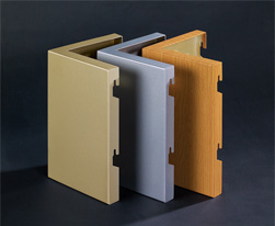 包柱铝单板(方型无缝)