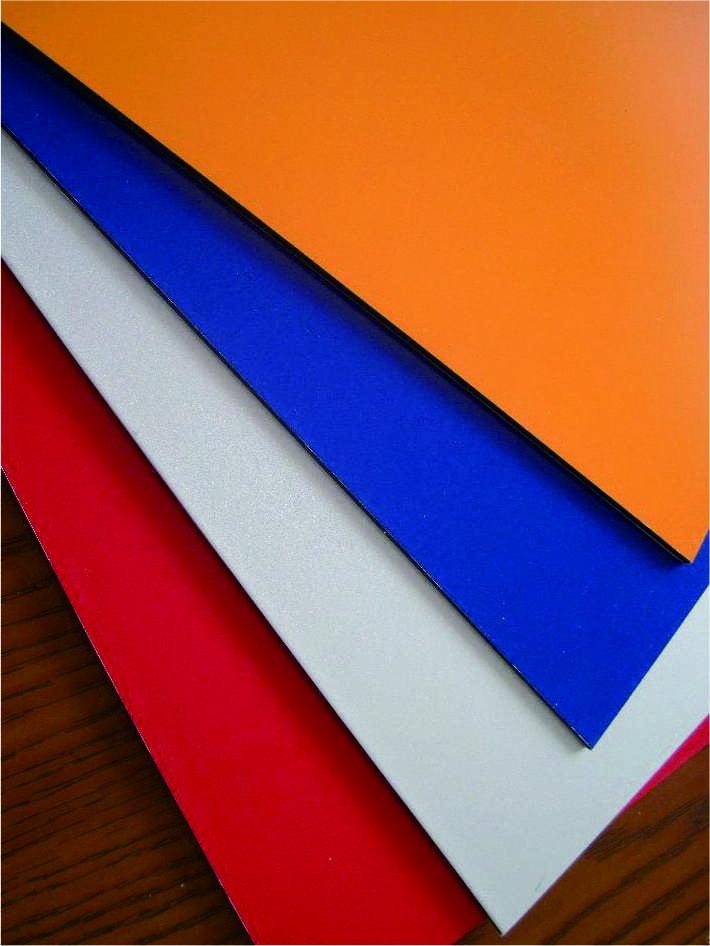 氟碳铝复合板外墙铝塑板