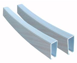 弧型铝方通